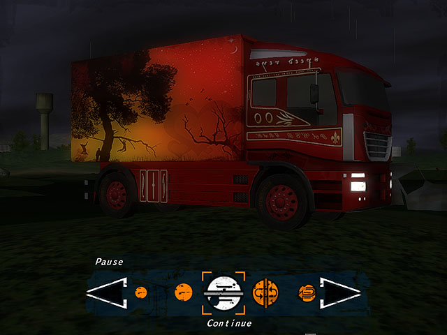 Night Truck Racing Скриншот 1. !