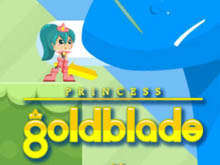 Princess Goldblade and the Dangerous Waters