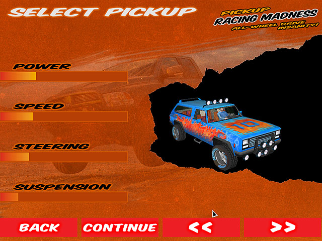 Pickup Racing Madness Screenshot 3. !