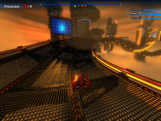 Speed Racers Screenshot 2. !