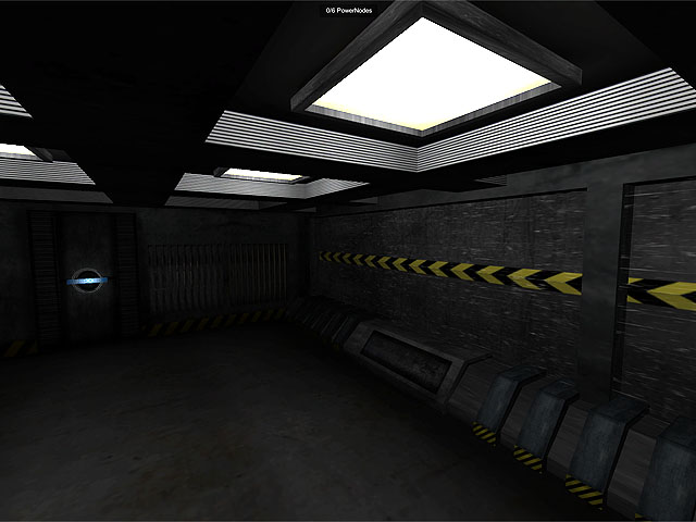 Slender Space Screenshot 1. !