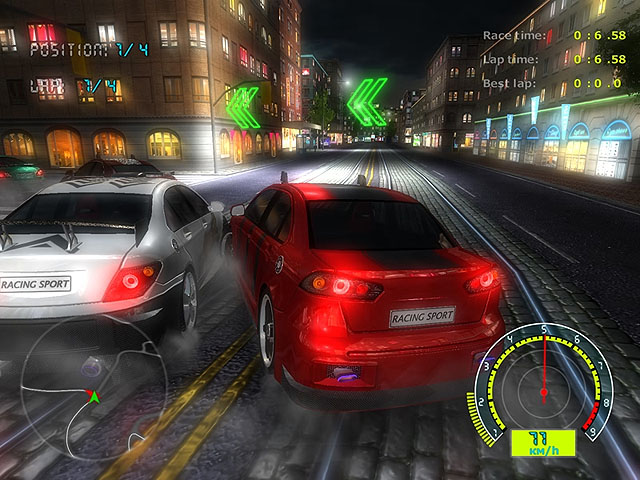 Street Racing Stars Screenshot 4