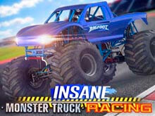 Insane Monster Truck Racing Bande-annonce du Jeu