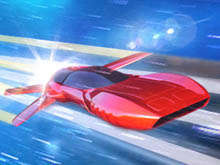Jet Lane Racing Trailer del Juego