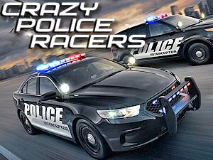 Crazy Police Racers