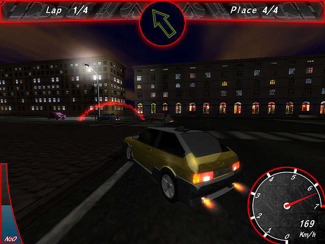 Illegal Street Racers Screenshot 3