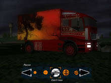 Night Truck Racing Скриншот 1
