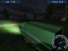 Night Truck Racing Скриншот 2