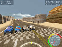 Pickup Racing Madness Capture d'Écran 1