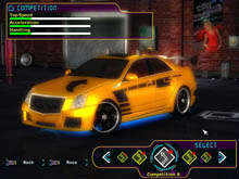 Street Racing Stars Captura de Pantalla 3