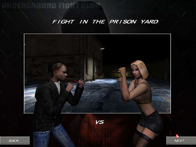 Underground Fight Club Screenshot 1
