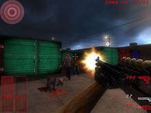 Zombie Outbreak Shooter Screenshot 2